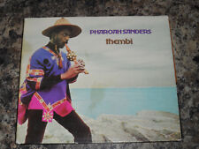 Pharoah Sanders - Thembi CD Digipak US Pressing 1998 Jazz