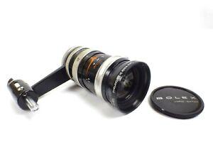 Bolex Kern-Paillard H8 RX Vario-Switar 8-36mm F1.9 Cine Camera Lens