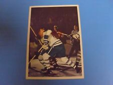 GEORGE ARMSTRONG TORONTO STAR HOCKEY STARS IN ACTION