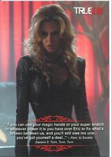 True Blood Archives Quotable True Blood Chase Card Q13