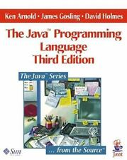 Java(TM) Programming Language, The (3rd Edition) (The Java Series), Ken Arnold,