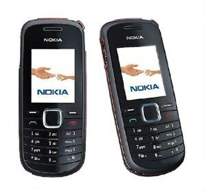 Original NOKIA 1661 mobile phone FM radio multi languages 2G GSM 900 / 1800