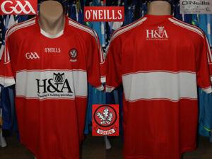 Doire Derry Gaa O'Neills Away Shirt Jersey Maillot Trikot Eire Ireland Gaelic