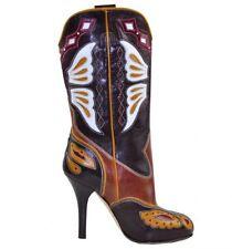 """Dolce&Gabbana Women's High Heel 3""""-4.5"""" Boots"""