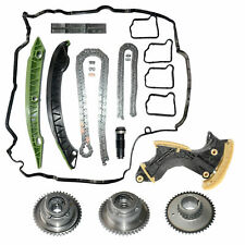 Timing Chain Kit&Gear&Tensioner&Adjuster For Benz C180 200 E250 W204 R172 SLK250
