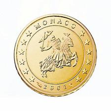 10 Cent - offzielle Euro Kursmünze Monaco 2003