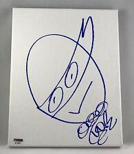 Vanilla Ice TMNT GO NINJA Signed Original 8x10 Sketch On Canvas PSA/DNA COA (A)