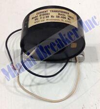 D100b3 Current Transformer Ratio 1005 Va2 50 400 Hz