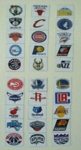 30 NBA BASKETBALL FRIDGE REFRIGERATOR SPORTS MAGNET COMPLETE SET