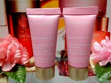 ☾2 PCS☽CLARINS Multi Active Jour Antioxidant Day Cream◆5mL◆✰Normal to Dry Skin✰