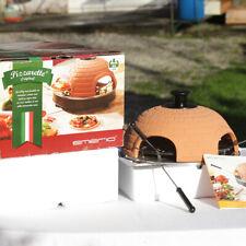 Appareil Pizzarette four à mini pizza Emerio pour 4 personnes
