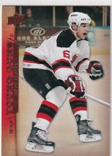 07/08 UD SERIES 2 MARK FRASER YOUNG GUNS RC SP ROOKIE #481