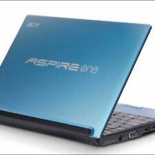 """FAST ACER ASPIRE ONE D255 10.1"""" INTEL ATOM 2GB RAM 160GB HDD WIN7 WIFI WEBCAM"""