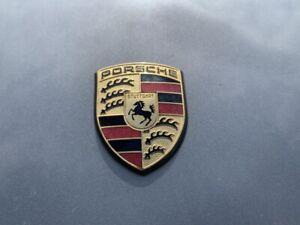 Porsche Bonnet Badge 996.559.211.00 C7 HAL JJ