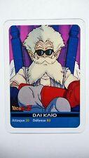 Carte LAMINCARDS Dragon ball Z Dai Kaio 103