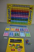 NORIS Spiele Spaß am Einmaleins (2. und 3. Klasse) Kinder Lernen (O1131-R44)