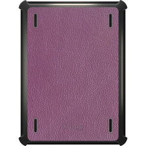 OtterBox Defender for iPad Pro / Air / Mini -  Purple Leather Texture