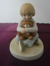 Bear Hug A Child's World Frances Hook Ceramica Excelsis Roman 1981 Free Shipping