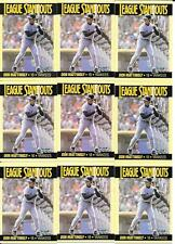 DON MATTINGLY   1990 FLEER LEAGUE STANDOUTS #2   (9) CAR LOT   NEW YORK YANKEES