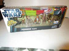 Star Wars Phantom Menace Pod Racer Pilot Pack includes 5 Figures