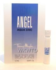 Thierry Mugler Angel Aqua Chic EDT Perfume Sample Free Post 1.2ml New Release