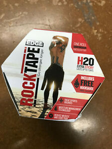 RockTape Kinesiology Tape, Hot Pink, 16.4ft NEW