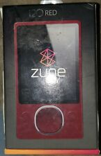 Microsoft Zune 120 Red (120 Gb) Digital Media Player
