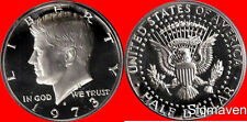 1973 S Kennedy Half Dollar Cameo Gem Proof No Reserve