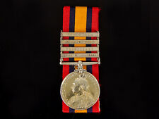 Queen South Africa Media 4 Clasps West Riding Regiment
