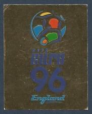 MERLIN-EURO 96- #001-UEFA EURO 96 LOGO GOLD FOIL