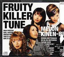 Melon Kinenbi - Fruity Killer Tune Japan CD - NEW J-POP