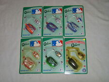 Oxboro Mlb Nfl Various Teams Indians Angels Padres Spinner Bait Fishing Lure Nwt