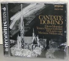 PROPRIUS CD PRCD-7762: CANTATE DOMINO - Oscars Motettkor - 1993 Sweden SEALED