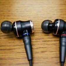 JVC CLASS-S Wood HA-FW01 In-Ear Headphones Hi-Res canal source corresponding