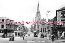 LA 3552 - Stonewell, Lancaster, Lancashire c1922