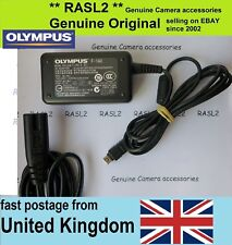 Genuine Original Olympus F-1AC  Charger U Tough 3000 8000 7040 7030 5010 4030