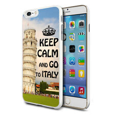 Go To Italy Design Hard Back Case Cover Skin For Various Phones
