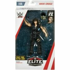 WWE Nikki Cross FX Accessories Mattel Elite Series 66 Wrestling Figure NXT