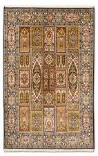 Tapis rectangulaire avec un motif Oriental pour la maison, 80 cm x 150 cm