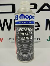 Chrysler Dodge Jeep Ram New Electrical Contact Cleaner 9.7 oz Mopar Factory OEM