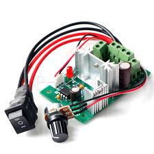 6V-30V 6A Reversible Control Motor Cc Regulador Velocidad Pwm Para 6V/12V/24V BC