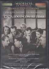 DVD - Cada Loco Con Su Tema NEW Coleccion Mexico En Pantalla FAST SHIPPING !
