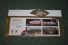 """Royal Mail presentazione Pack 476 """"Ricordi di Londra 2012' Gomma integra, non linguellato"""