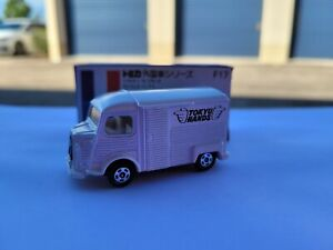 TOMICA F17 - CITROEN H TRUCK TOKYU HANDS ABSOLUTELY MINT VHTF MADE IN JAPAN