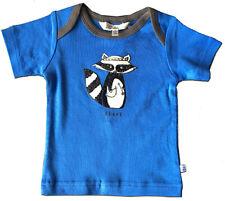 New Bebe by Minihaha Size 0 (6-9 months) Wyatt Raccoon T-Shirt