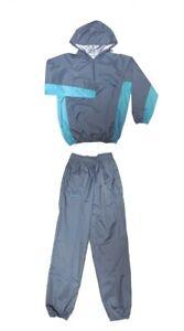 Americaya original Sauna suit fighter specifications Dark gray × mint green