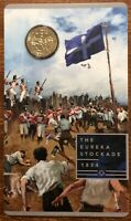 2019 $1 The Eureka Stockade 1854 UNC  coin