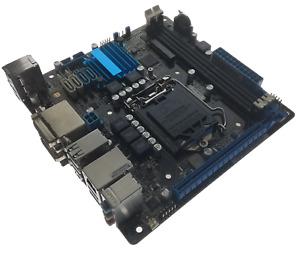 AAEON EMB-Q77A Mini-ITX Intel 3rd Gen Motherboard (LGA 1155/2 DIMM/IO Shield)