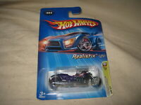 2005 Hot Wheels 4//187 2005 First Editions Realistix Airy 8 Silver