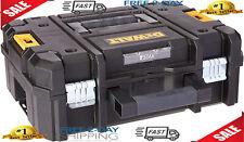 DeWALT DWST17806 TSTAK Tool Equipment Storage Deep Organizer Box W/ Flat Top